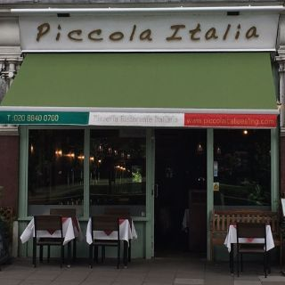 A photo of Piccola Italia Ealing restaurant