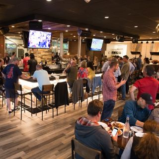 A photo of Urban Village Brewing Company restaurant