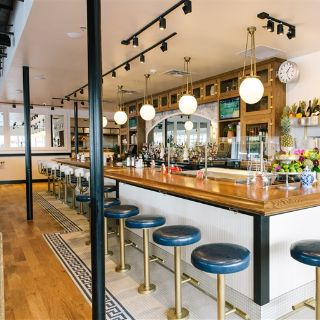 A photo of Hudson House - Lovers Lane restaurant