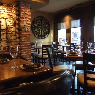 A photo of Escoba Bistro and Wine Bar restaurant