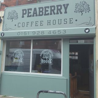 A photo of Peaberry Coffee House restaurant