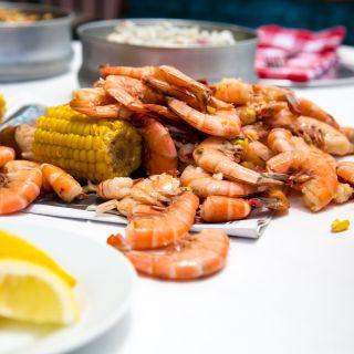 Shrimp Boil at Mr. Gregory'sの写真