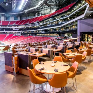 A photo of Molly B's at Mercedes-Benz Stadium - Membership restaurant