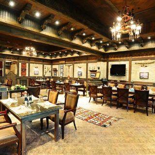 A photo of Al-Barni Restaurant - Karan Hotel restaurant