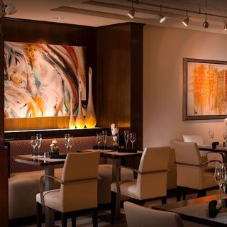 A photo of Terrace Bistro at The Ellis Hotel restaurant