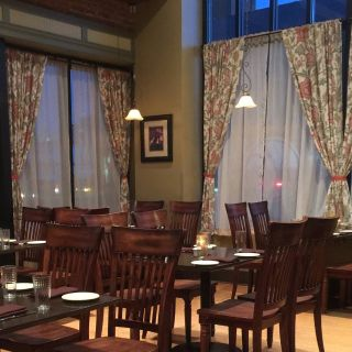 A photo of Wild Sage American Bistro restaurant
