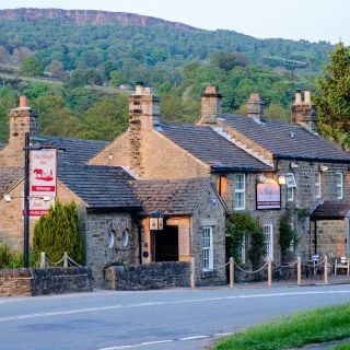 A photo of The Plough Inn restaurant