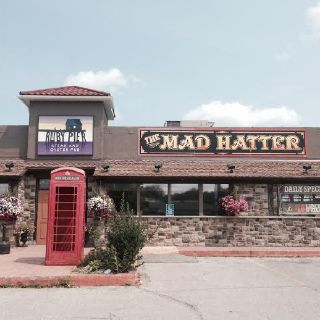 A photo of The Hatter restaurant