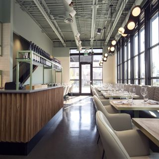 A photo of Elbow Room restaurant