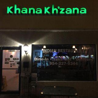 A photo of Khana Khzana restaurant