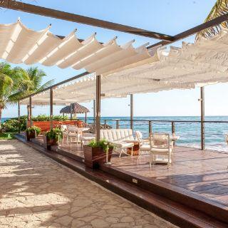 A photo of La Palapa by Eden Roc restaurant
