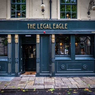 A photo of The Legal Eagle restaurant
