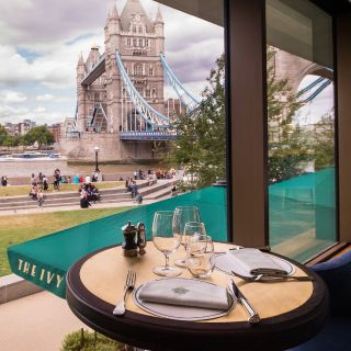 A photo of The Ivy Tower Bridge restaurant