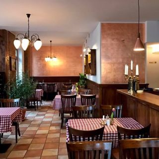 A photo of Mangia e bevi Restaurant restaurant