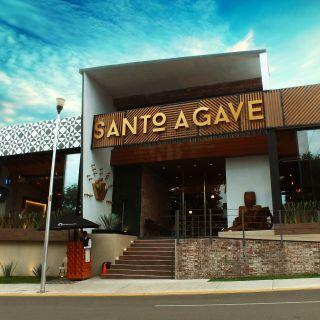 Una foto del restaurante Santo Agave