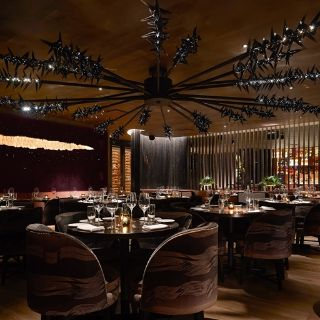 A photo of MB Steak - Hard Rock Hotel restaurant