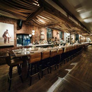 A photo of Marben restaurant