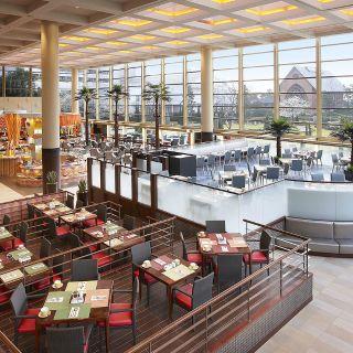 A photo of Grand Café - Sheraton Grande Tokyo Bay Hotel restaurant