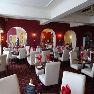 A photo of Brasserie 16 at Devoncourt restaurant