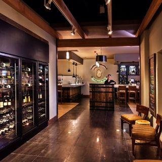 A photo of Plate & Vine restaurant
