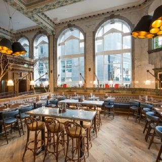 Una foto del restaurante Zizzi - Manchester King Street