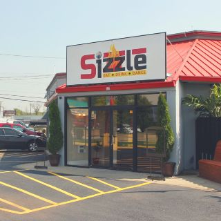 A photo of Sizzle Eat Drink Dance restaurant