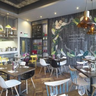 A photo of Zizzi - Gloucester restaurant