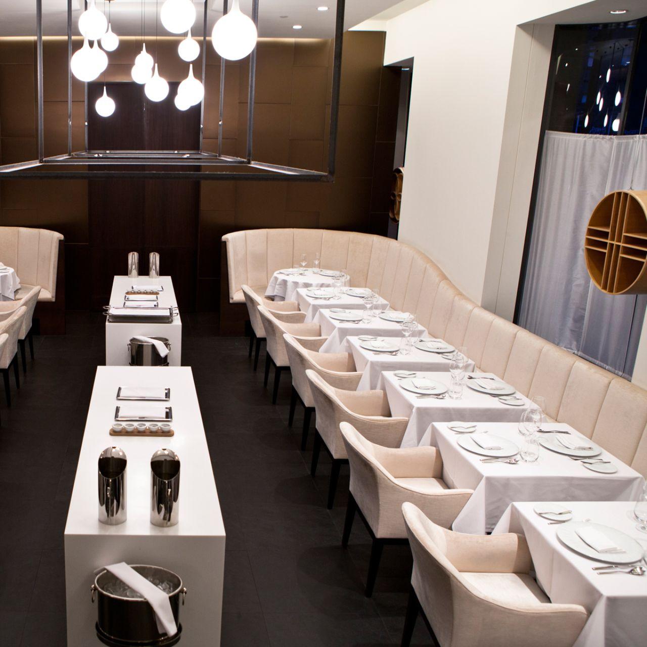 Egg Chair Roze.Jungsik Restaurant New York Ny Opentable