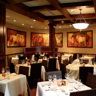 A photo of Mac's Steakhouse restaurant