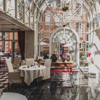A photo of Restaurant Le Jardin de France restaurant