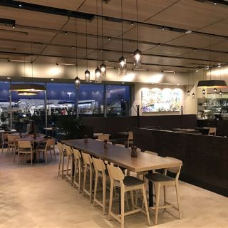 A photo of Bazille – Nordstrom Sherway Gardens restaurant