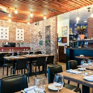 A photo of Bodrum Turkish Mediterranean restaurant