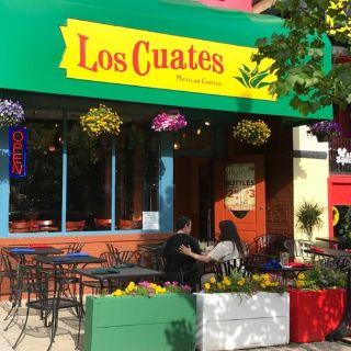 A photo of Los Cuates - Adams Morgan restaurant
