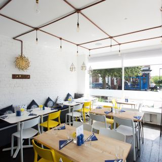 A photo of Harissa restaurant