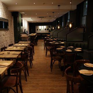 A photo of Shack-Fuyu restaurant