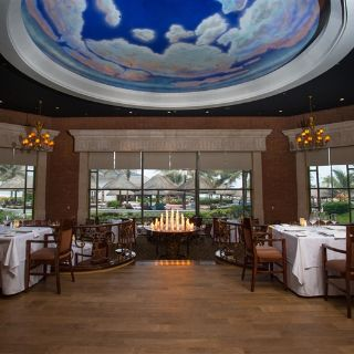 A photo of Gustino Italian Grill - JW Marriott Cancun restaurant