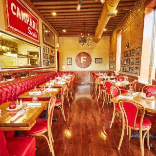 A photo of Franco's Ristorante restaurant