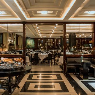 A photo of The Delaunay restaurant