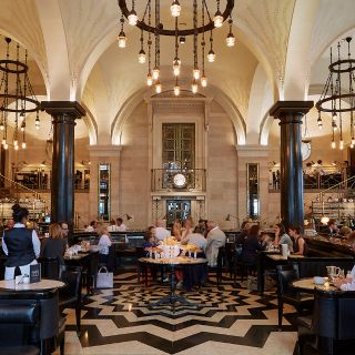 A photo of The Wolseley restaurant
