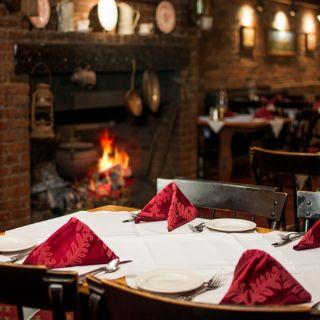 A photo of Wiggins Tavern - Hotel Northhampton restaurant