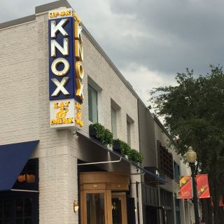 A photo of Up On Knox restaurant