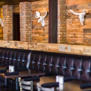 A photo of Stockyard Burgers and Bones restaurant