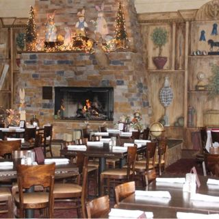 A photo of The Buck Hotel restaurant