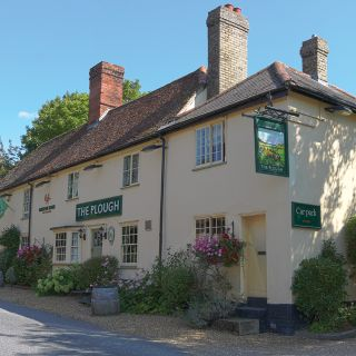 A photo of The Plough Great Chesterford restaurant