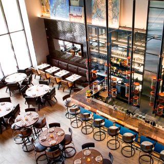 A photo of the Albert restaurant