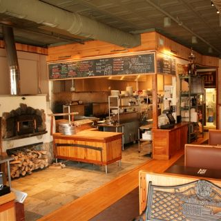 A photo of Rail Trail Flatbread Co. restaurant