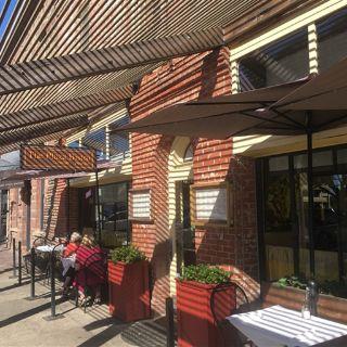 A photo of The Plaza Bistro restaurant