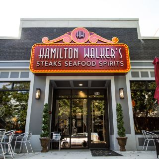 A photo of Hamilton Walkers restaurant