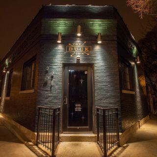 A photo of Duck Inn restaurant