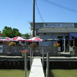 A photo of The Sandbar Waterfront Grill restaurant